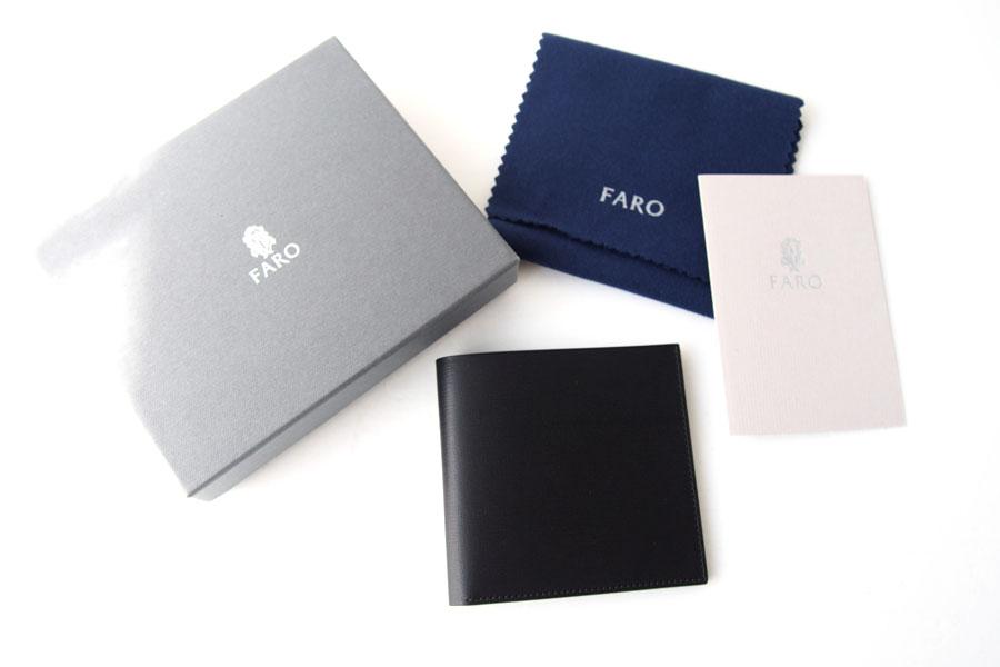 ファーロ|FARO|札入れ|AMARO FIN-CALF|FRO345228|ブラックイメージ07