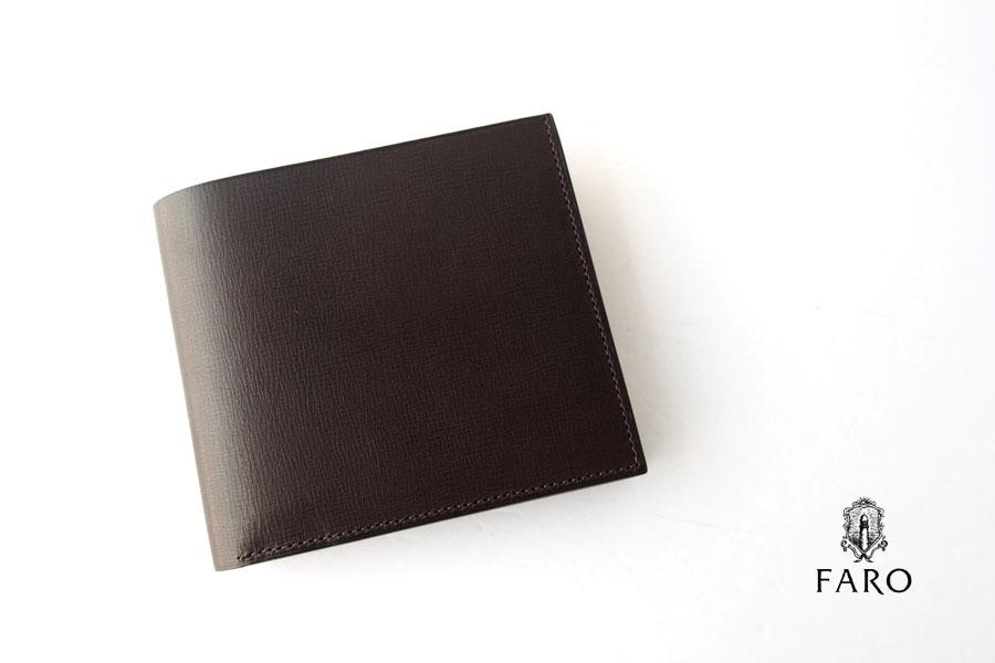 ファーロ|FARO|折財布|ASTI FIN-CALF|FRO303228|ブラウンイメージ01
