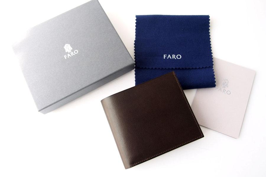 ファーロ|FARO|折財布|ASTI FIN-CALF|FRO303228|ブラウンイメージ09