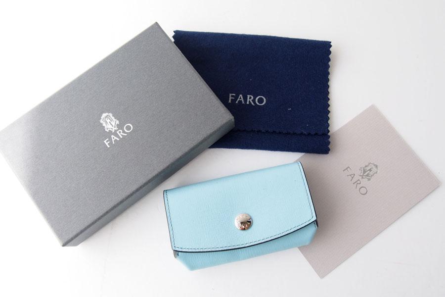 ファーロ|FARO|コインケース|FIN-CALF|サックスブルーイメージ09
