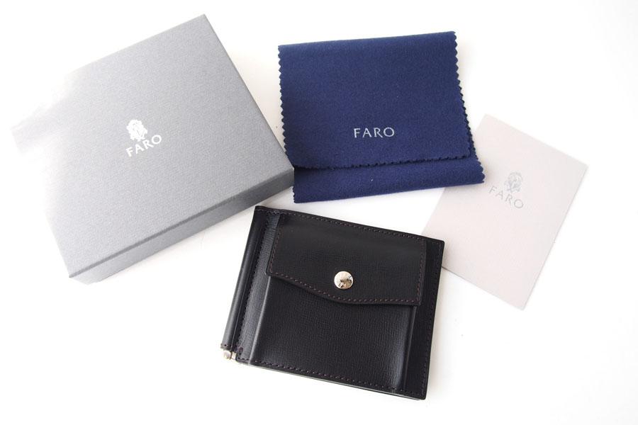 ファーロ|FARO|マネークリップ|RIPASSO FIN-CALF|FRO385271|ブラックイメージ09