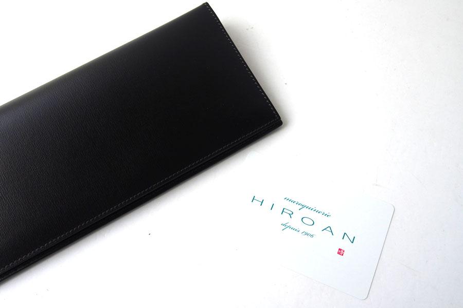 メゾンドヒロアン| MAISON DE HIROAN|札入れ|ブラックイメージ07