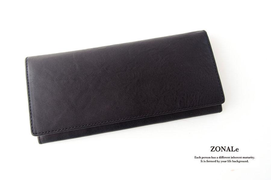 ゾナール|ZONALe|FLAVIO|長財布|ブラック(1)イメージ01