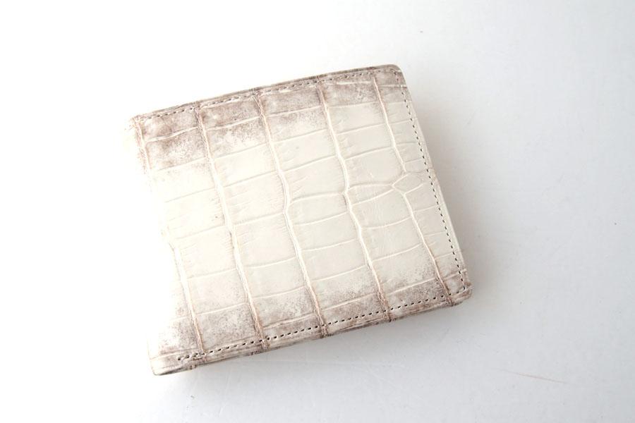 モリヤ|moriya|クロコダイル2つ折財布|ウォレット|ヒマラヤイメージ03