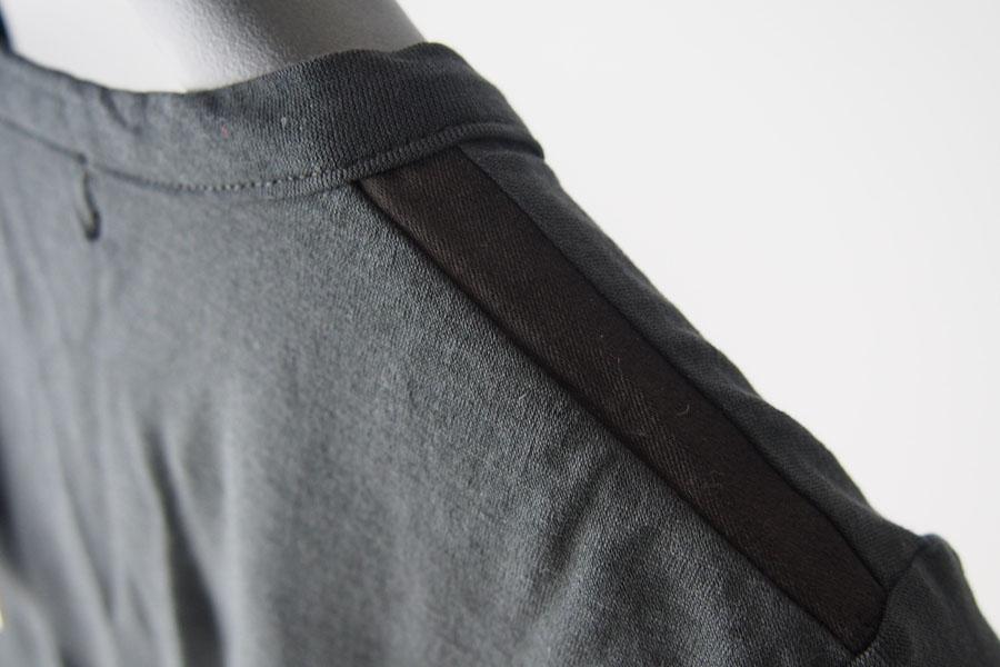 ニコラス&マーク|Nicolas & Mark|Vネック半袖Tシャツ|M|ブラックイメージ03