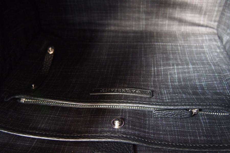 ガレリアント Galleriant 2Wayトートバッグ GLH-3882 COMODO コモドコレクション ブラック イメージ08