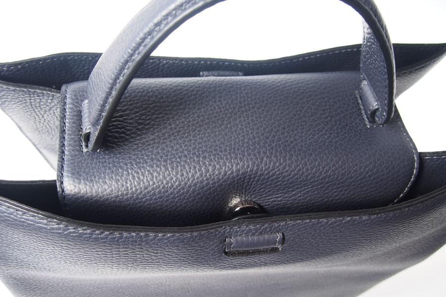 ガレリアント|Galleriant|2Wayトートバッグ|GLH-3882|COMODO|コモドコレクション|ネイビー|イメージ03