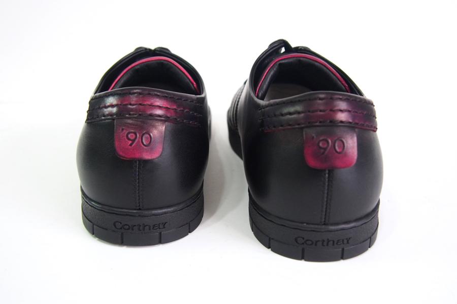 コルテ Corthay スニーカー 90's ブラック 6 イメージ03