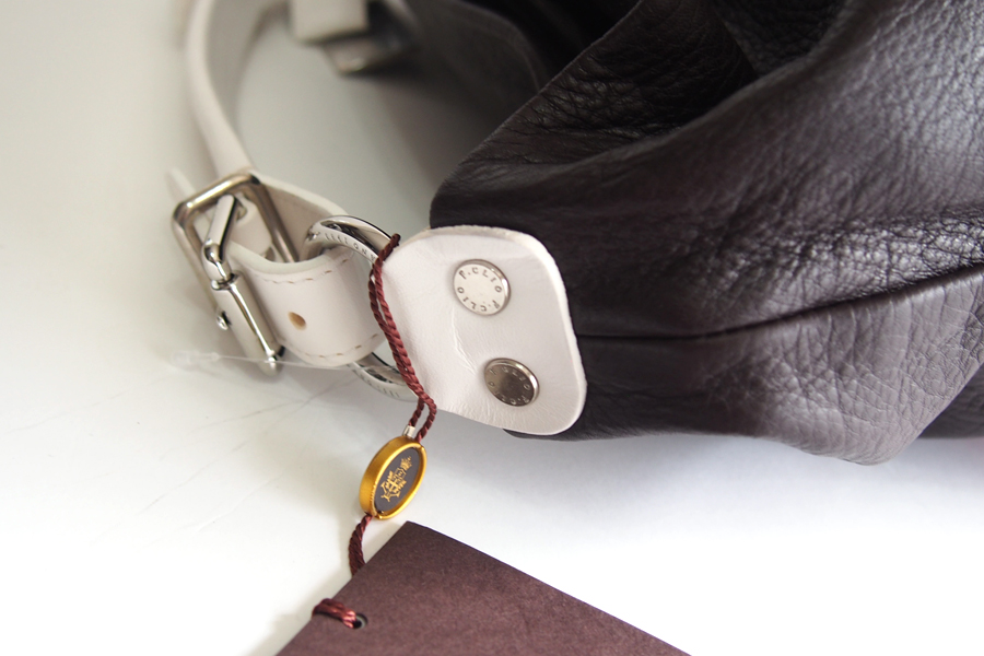 エフクリオ F.CLIO オールレザーショルダーバッグ イメージ07