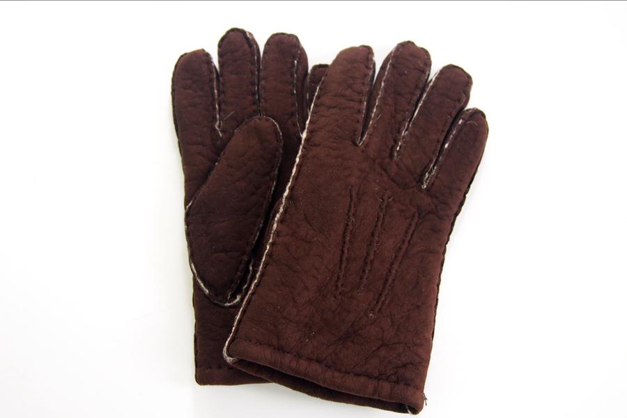 ロバートフレイザー|Robert Fraser|スエード手袋|グローブ|ブラウン|イメージ05