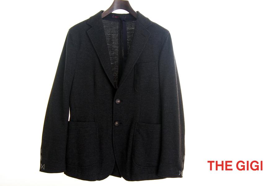 ザ・ジジ|THE GIGI|シングル2Bジャケット|ANGIE|グレイ|イメージ01