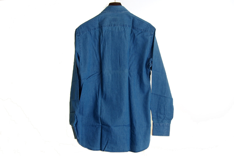ボリエッロ|BORRIELLO|セミワイドカラー長袖シャツ|41|イメージ03