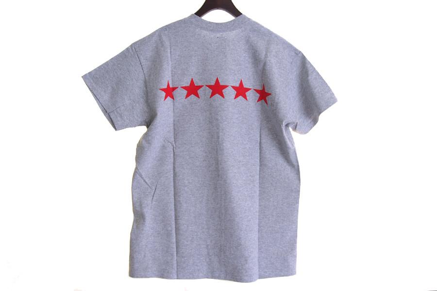 エディター|THE EDITOR|ロゴプリントTシャツ|M|グレイイメージ08