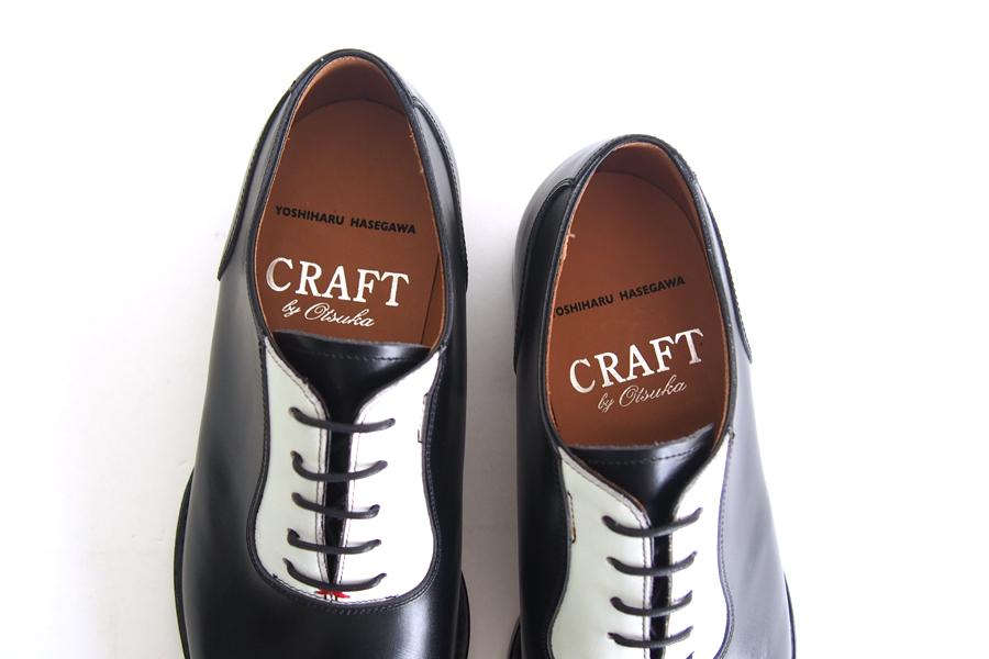 クラフト バイ オーツカ|Craft by Otsuka|レザードレスシューズ|内羽根アデレードストレートチップ|YOSHIHARU HASEGAWA|大塚製靴|イメージ07