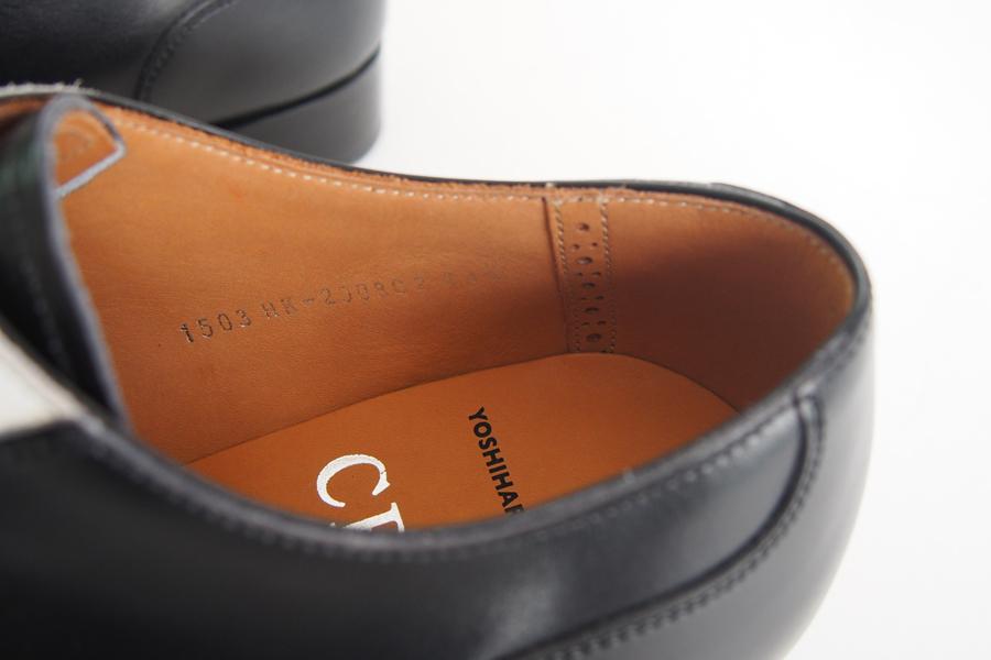 クラフト バイ オーツカ|Craft by Otsuka|レザードレスシューズ|内羽根アデレードストレートチップ|YOSHIHARU HASEGAWA|大塚製靴|イメージ08
