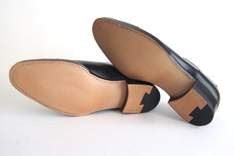 クラフト バイ オーツカ|Craft by Otsuka|レザードレスシューズ|内羽根アデレードストレートチップ|YOSHIHARU HASEGAWA|大塚製靴|イメージ09