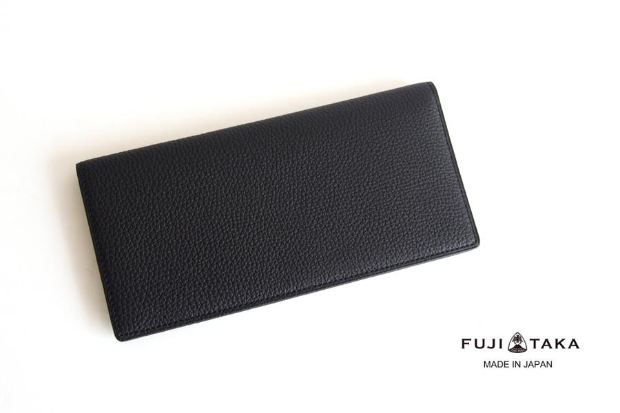 フジタカ|FUJITAKA|グレインレザーロングウォレット|長財布イメージ01