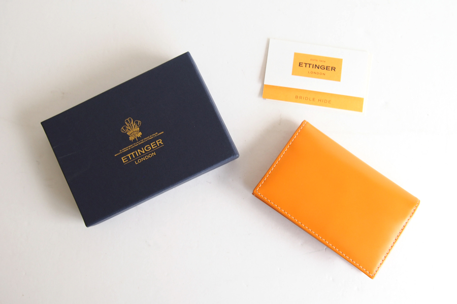エッティンガー|ETTINGER|名刺入れ|カードケース|VISITING CARD CASEイメージ08