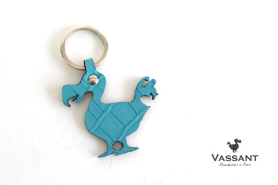 ヴァサン|VASSANT|アニマルキーホルダー|ドードー|クロコダイルイメージ01