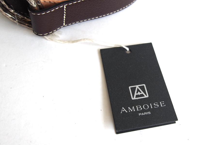 アンボワーズ|AMBOISE|2リングベルトイメージ03