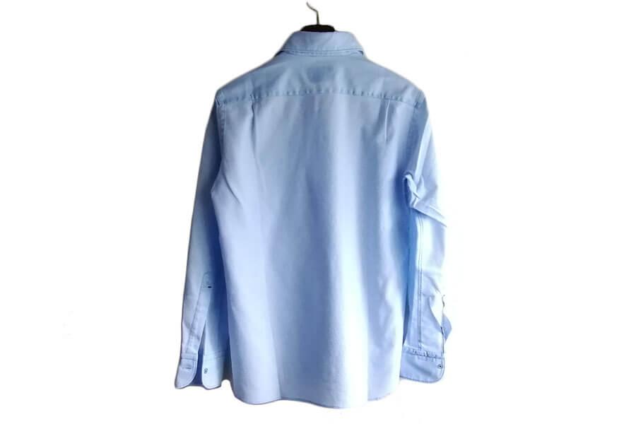 オリアン ORIAN プルオーバーメッシュシャツ JD30F ライトブルー イメージ04