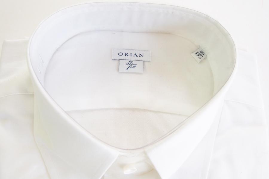 オリアン ORIAN ファインオックス ボタンダウンシャツ スリムフィット 40 J357SSTイメージ02