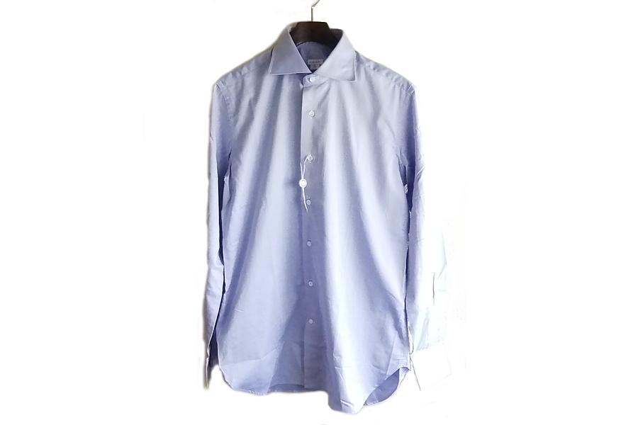 オリアン|ORIAN|ワイドカラーシャツ|スリムフィット|ライトブルー|39イメージ05