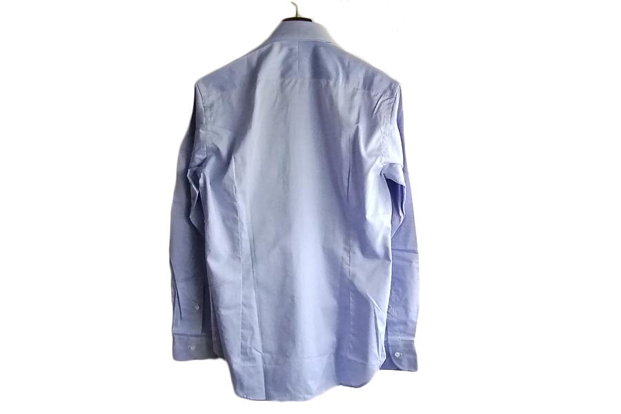 オリアン|ORIAN|ワイドカラーシャツ|スリムフィット|ライトブルー|39イメージ07