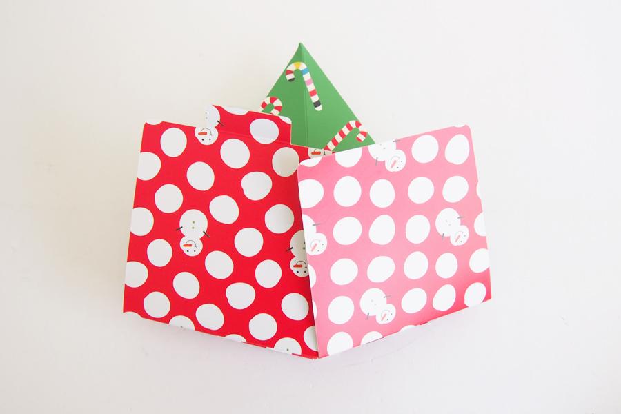 ハッピーソックス happy socks ギフトボックス 3足組 Christmas Tree Gift Box 3-packイメージ010