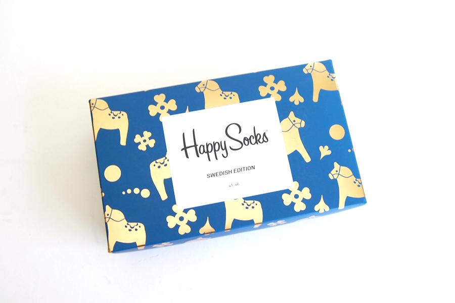 ハッピーソックス happy socks ギフトボックス 3足組 Swedish Edition Gift Box 3-packイメージ010