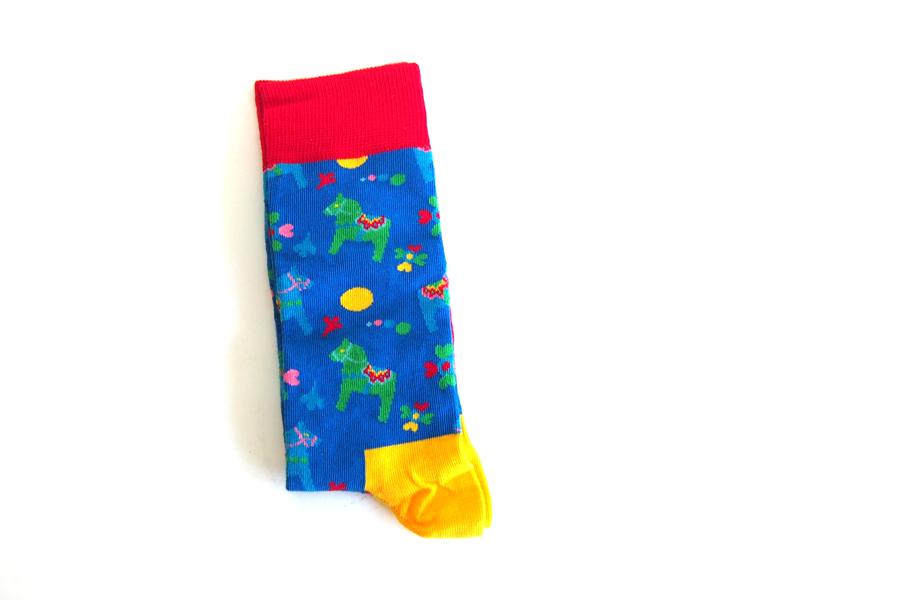 ハッピーソックス happy socks ギフトボックス 3足組 Swedish Edition Gift Box 3-packイメージ04