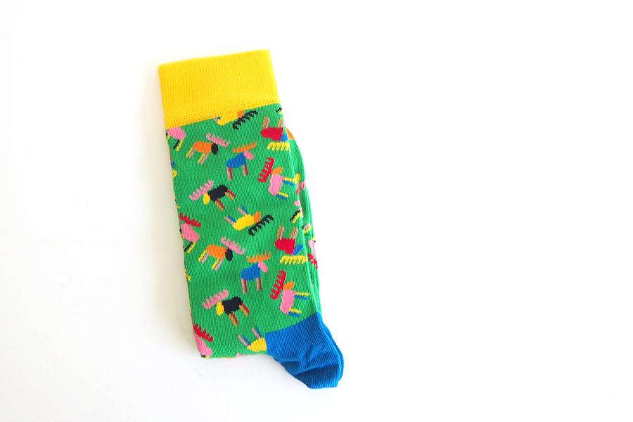 ハッピーソックス happy socks ギフトボックス 3足組 Swedish Edition Gift Box 3-packイメージ08