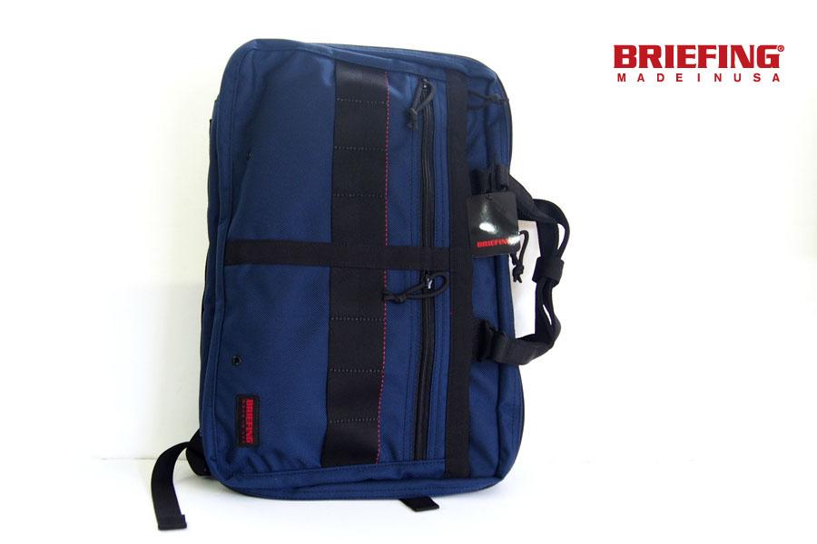 ブリーフィング BRIEFING 3WAYブリーフケース C-3 LINER BRF115219-074イメージ01
