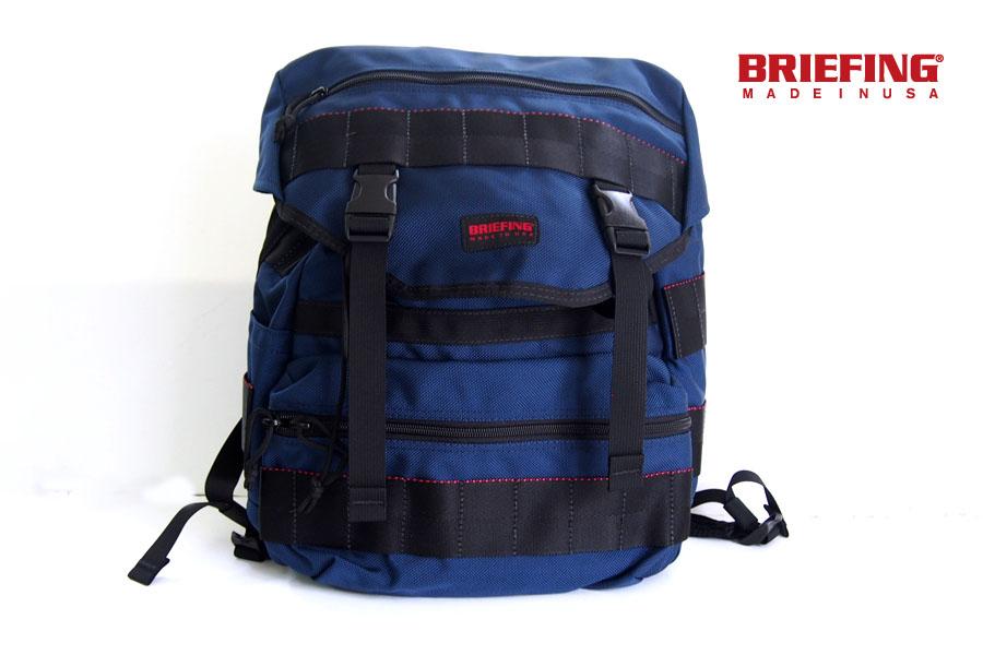 ブリーフィング|BRIEFING|バリスティックナイロンリュックデイパック|SIMPLE FLAP|BRF096219-074イメージ01