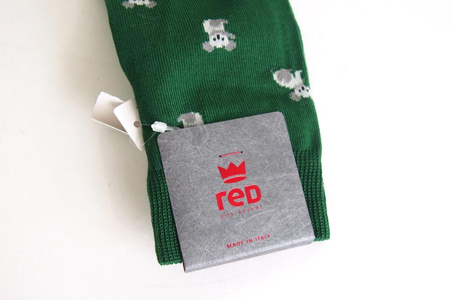 レッドソックス アピール RED SOX APPEAL コアラ柄ソックス グリーンイメージ04